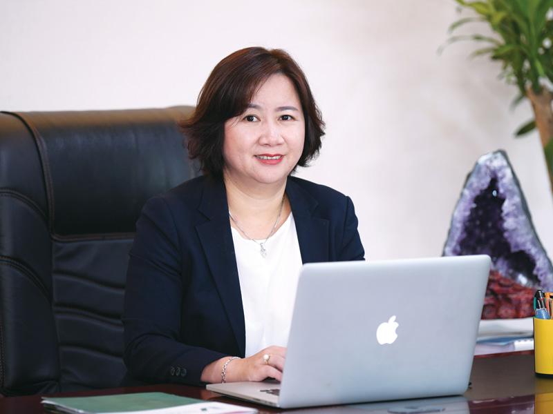 Chị Lan - Hiệu trưởng mầm non