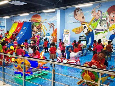 Quy trình thiết kế khu vui chơi trẻ em