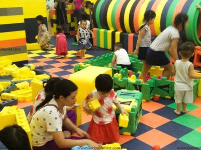 Biện pháp giúp quản lý khu vui chơi hiệu quả