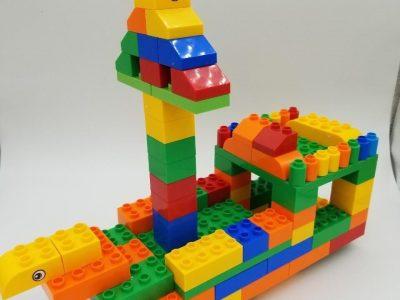 Những lợi ích của trò chơi xếp hình lego đối với trẻ em